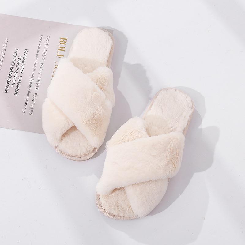 Super Soft Plush Slippers