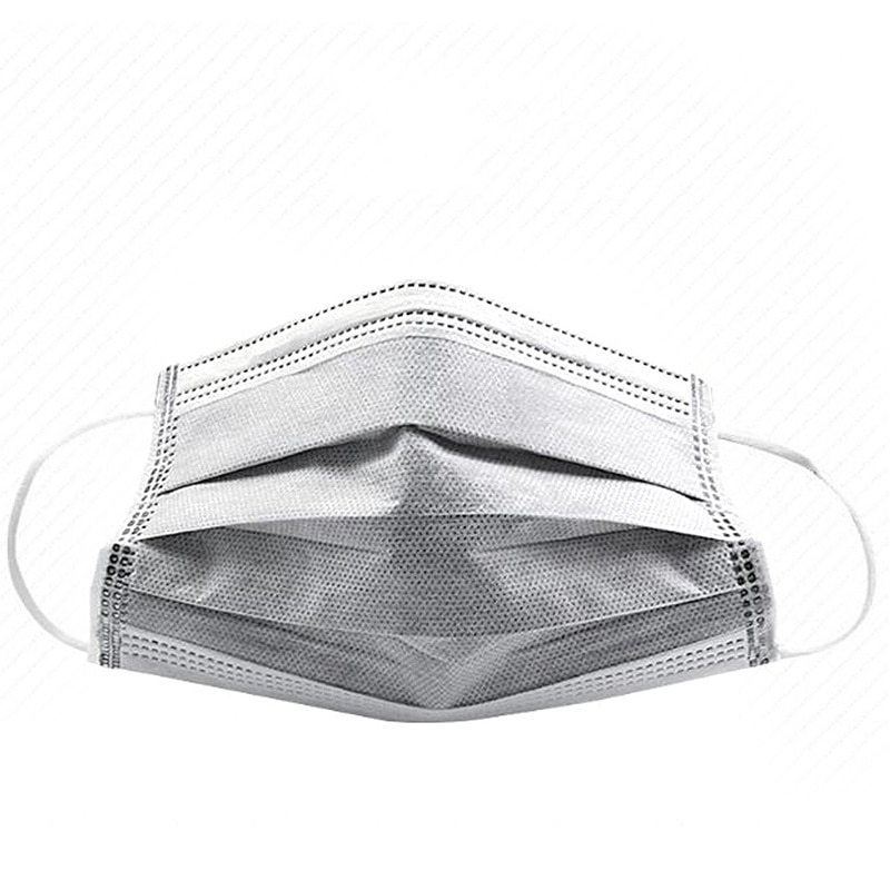 Disposable Protective 3-Ply Filter Face Masks