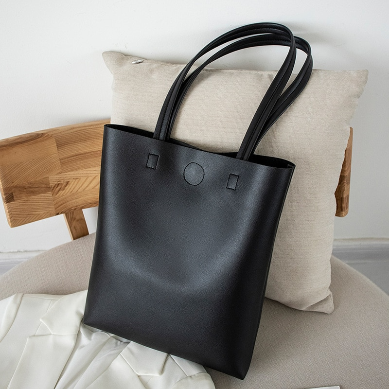 Soft Crossbody Shopper Shoulder Handbag
