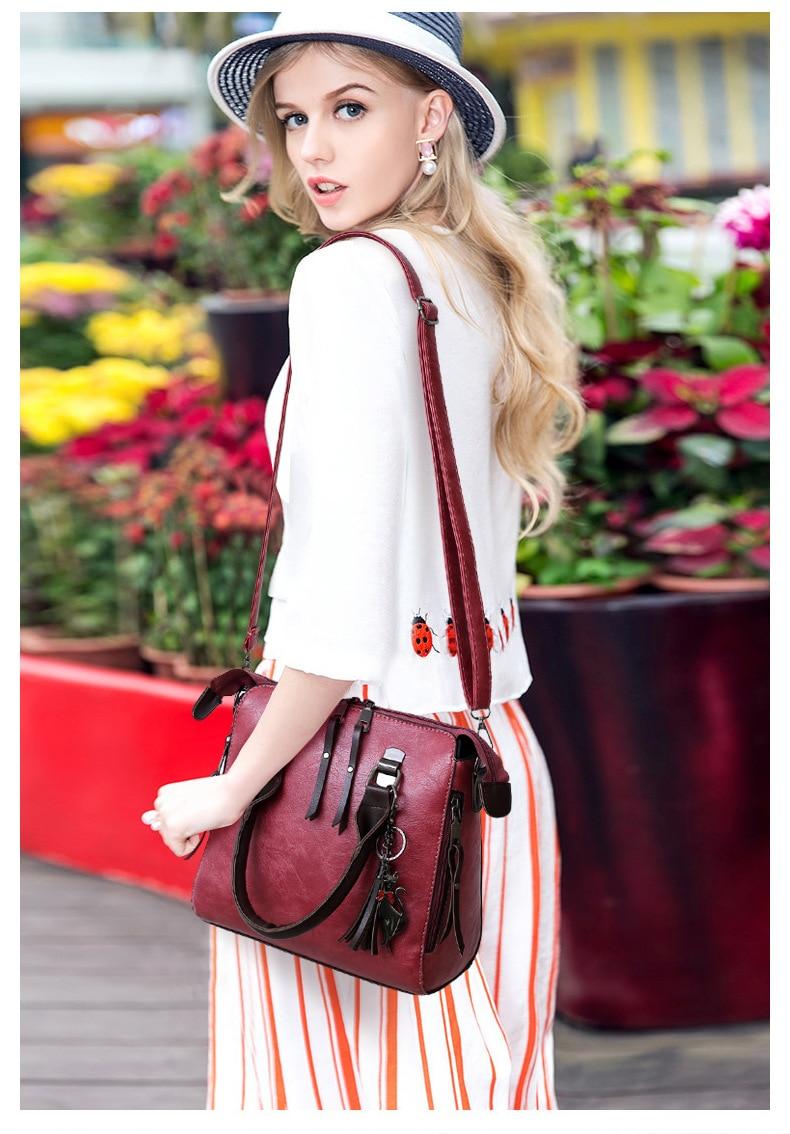 Luxury Shoulder Purse Clutch Bag Set