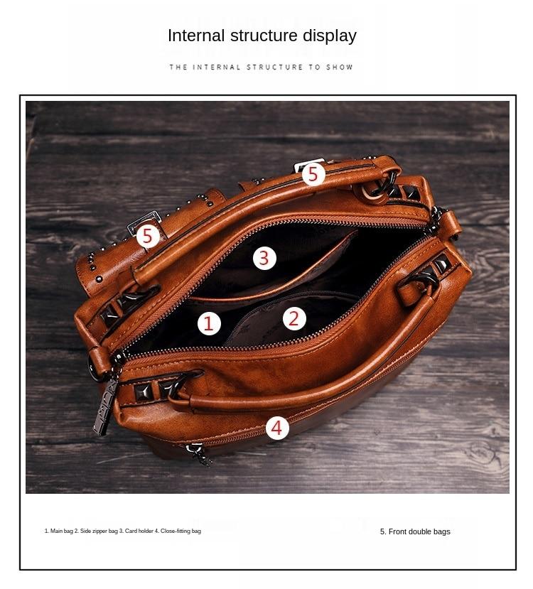 Luxury Crossbody Handbag